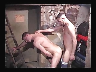 Arab Thug pounds French Guy big cock (gay) blowjob (gay) hunk (gay)