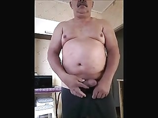 oldman HUGE COCK man (gay) bear (gay) daddy (gay)