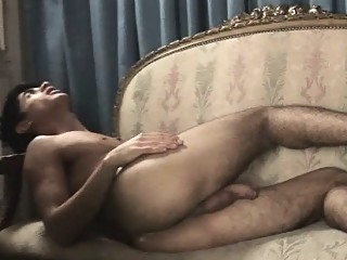 The hunky young man looks good in whatever he wears. gays (gay) masturbation (gay) solo (gay)