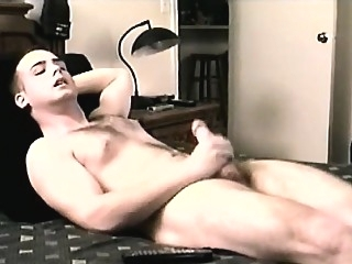 Hung Straight Boy Casey Jacks Off gays (gay) masturbation (gay) solo (gay)