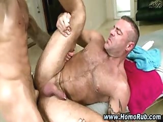 Straight guy turns gay and gives cumshot gays (gay) muscle (gay)