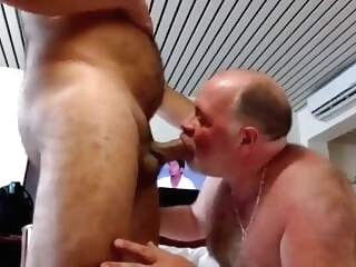daddy bears sex bear big cock daddy