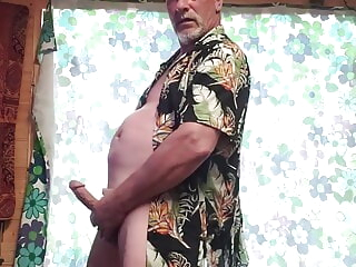 OH HOT DADDY 1 amateur daddy masturbation