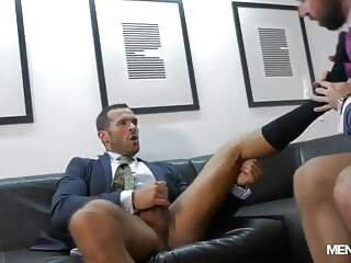 MAP - Final Verbal Warning big cock blowjob hunk