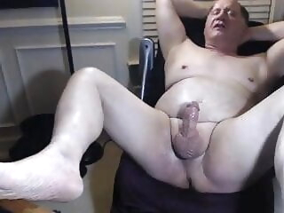 grandpa play on webcam 11:46 2021-01-10