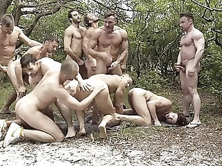 GREAT Outdoor Orgy 22:31 2020-02-09