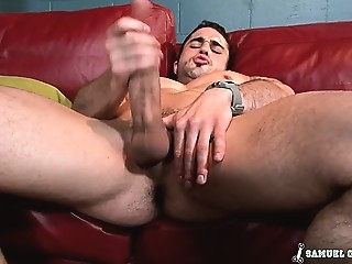 Cum and jerk off with Samuel O'Toole in this hot solo clip amateur (gay) gays (gay) masturbation (gay)
