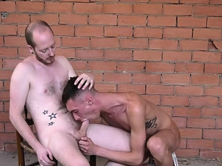 It's all about the rough and ready raw anal action for blowjob (gay) fetish (gay) gays (gay)