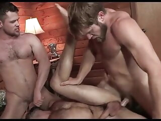 threesome with colby blowjob group sex hunk